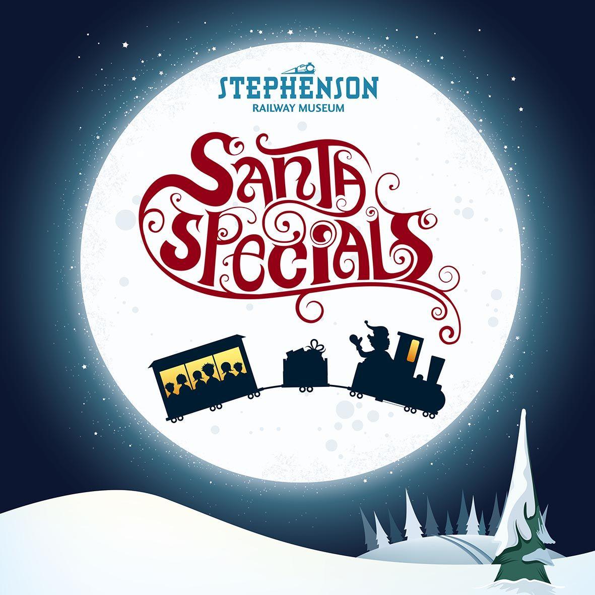 Christmas Specials 2019.Santa Specials 2019 At Stephenson Railway Museum Event