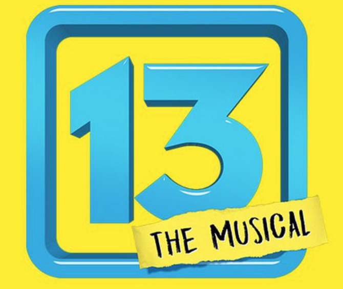 13 the Musical banner image