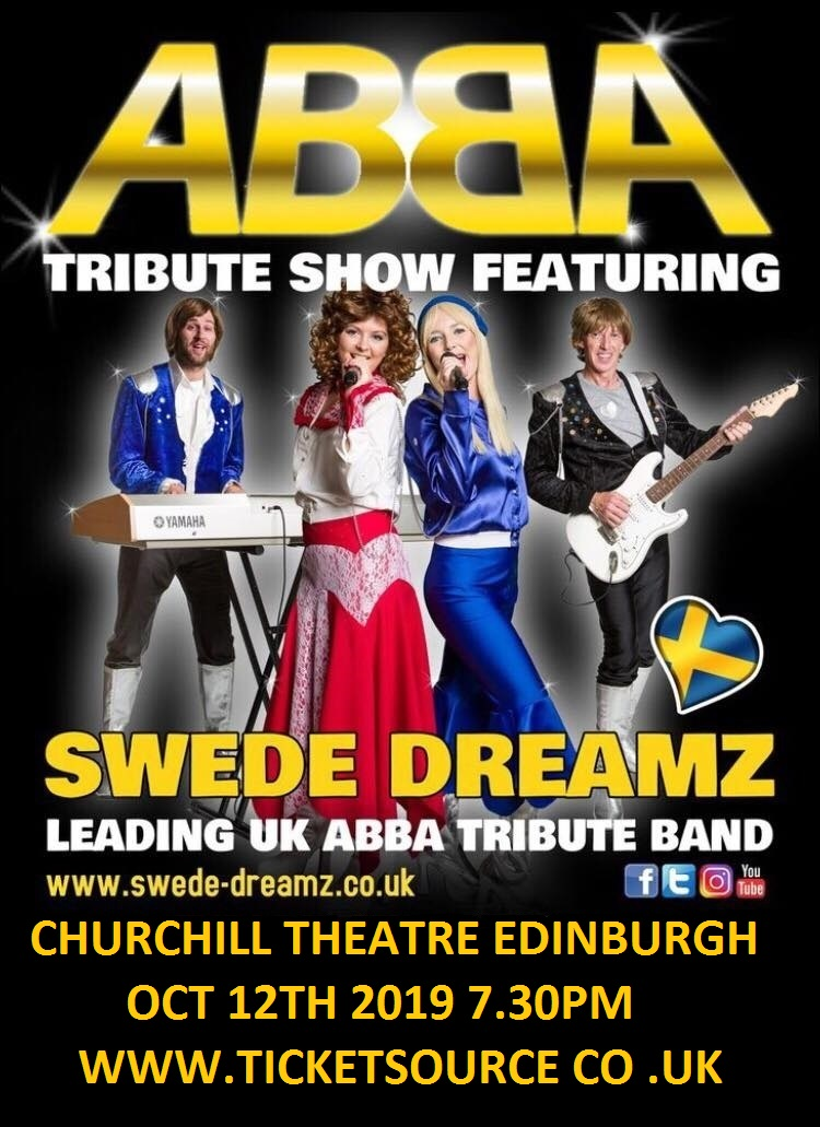SWEDE DREAMZ ABBA SHOW banner image