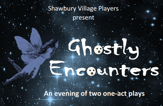 Ghostly Encounters banner image