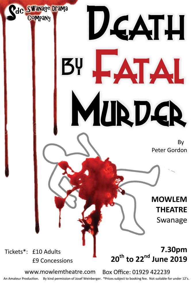 Death by Fatal Murder banner image