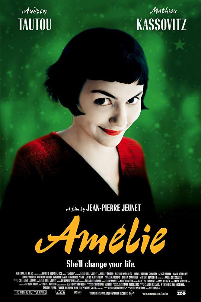 Amélie - Three Rivers Film Club banner image