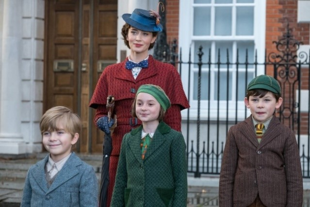 Mary Poppins Returns banner image