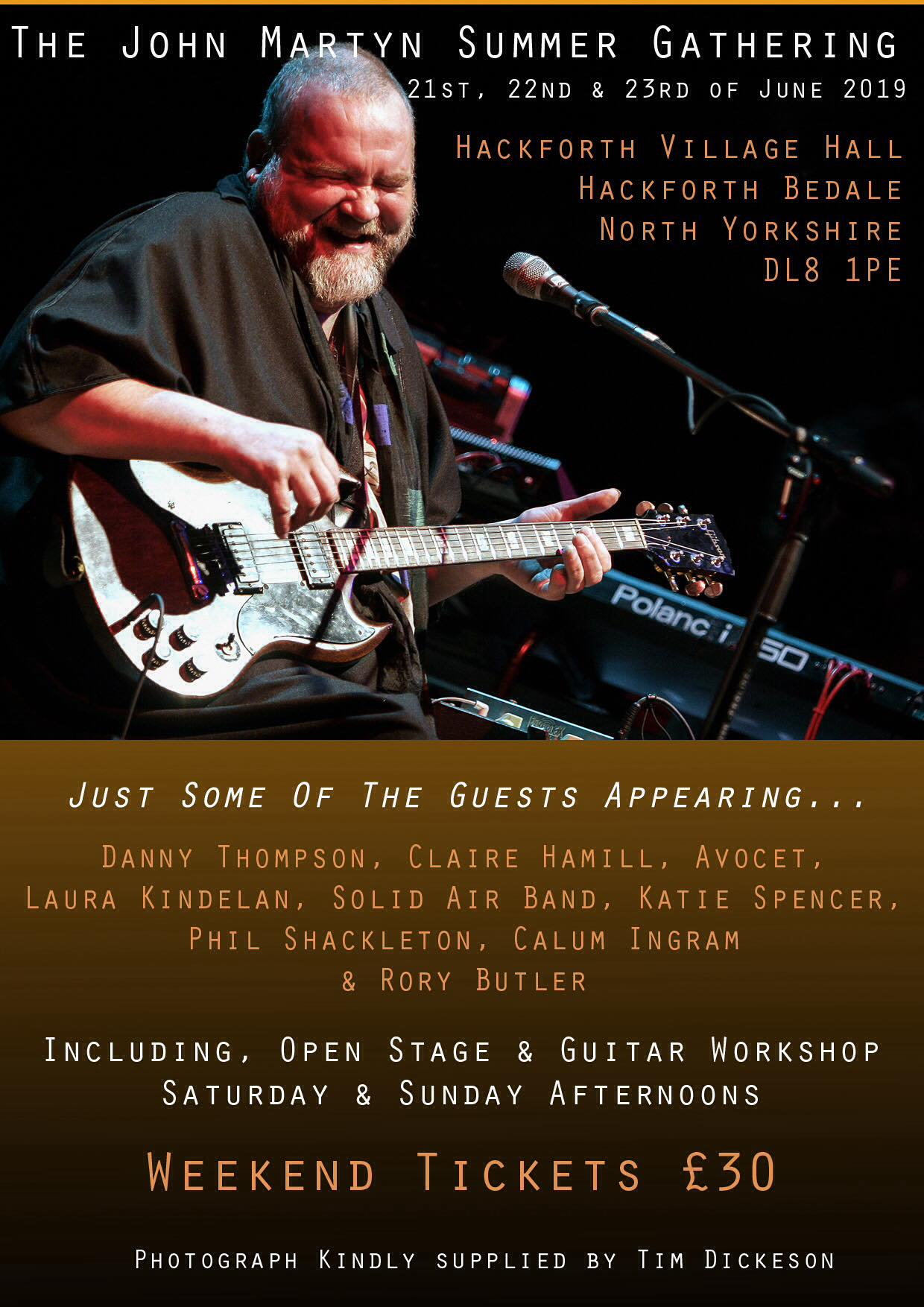 The John Martyn Summer Gathering 2019 banner image