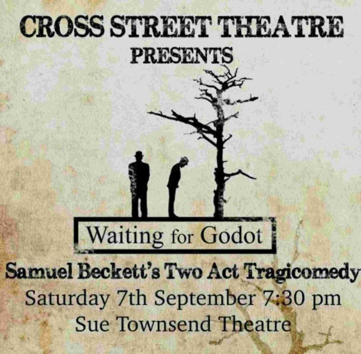 Waiting for Godot banner image
