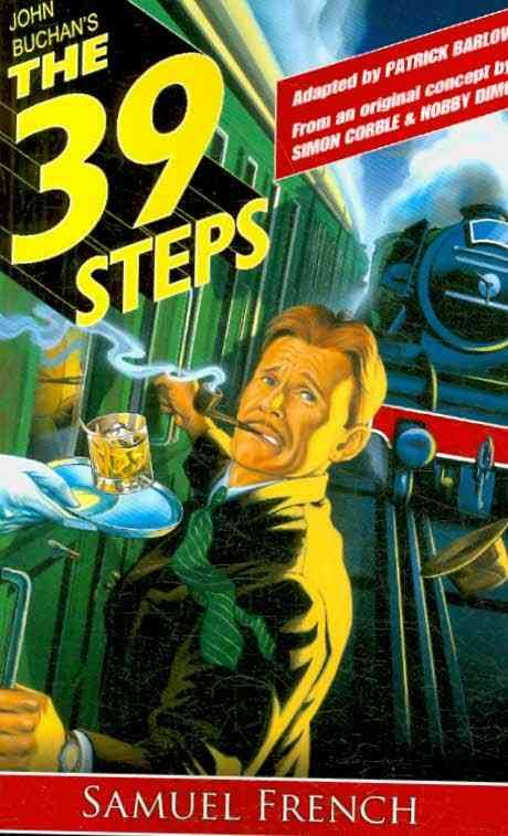 The 39 Steps banner image