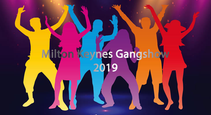 Milton Keynes Gang Show 2019 banner image