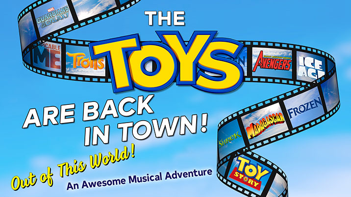 THE TOYS ARE BACK IN TOWN banner image