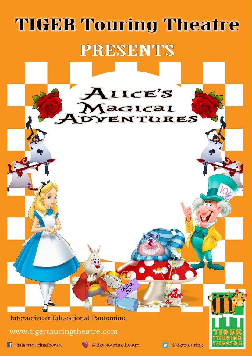 ALICE'S MAGICAL ADVENTURES banner image