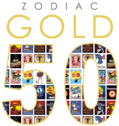 Zodiac Gold banner image