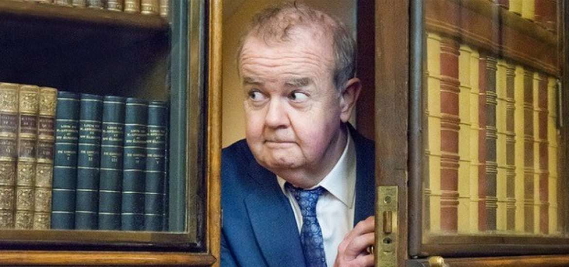 IAN HISLOP - In Conversation banner image