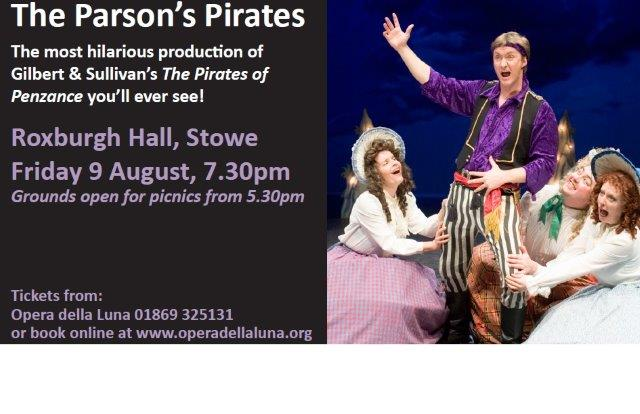 The Parson's Pirates banner image