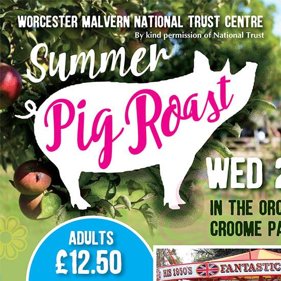WMNT Centre SUMMER PIG ROAST banner image