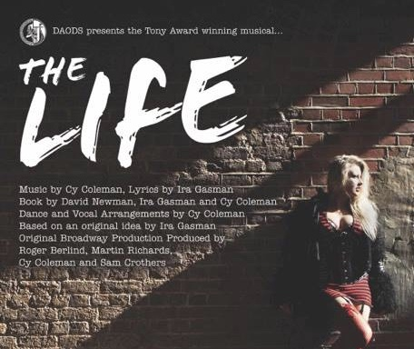 DAODS presents 'The Life' banner image