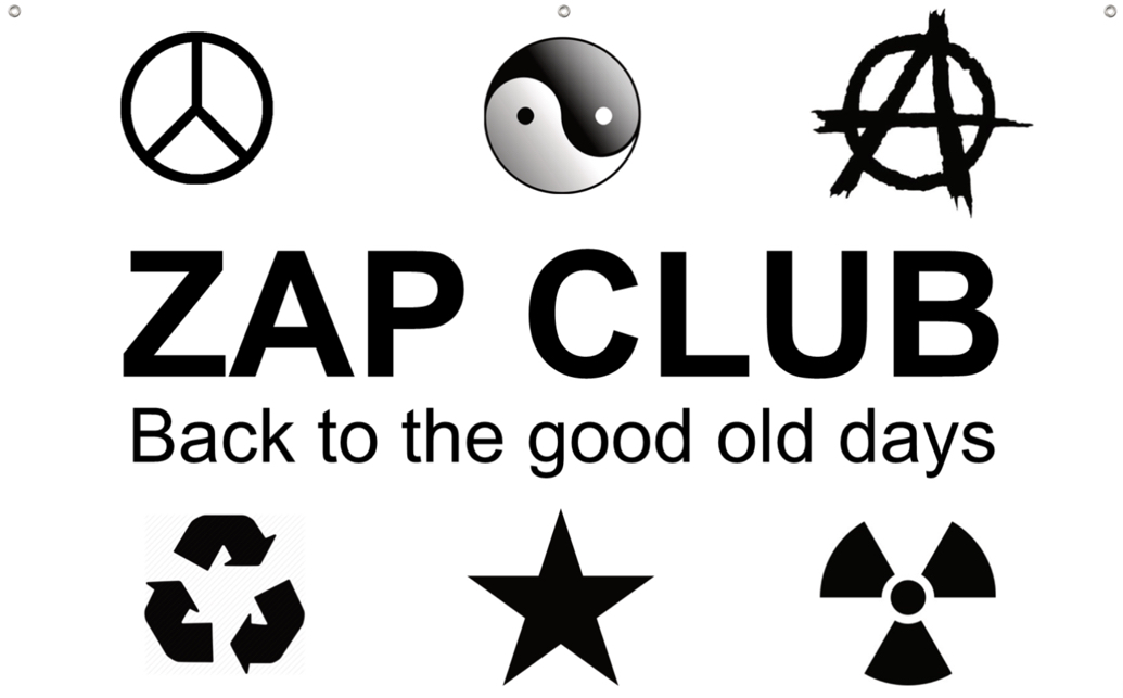 The Zap- Back to The Good Old Days banner image