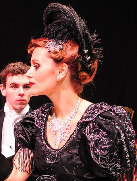 Verdi's La Traviata banner image