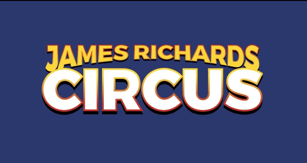 James Richards Circus Kelsall banner image