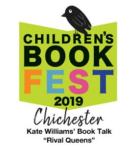 Kate Williams Talk banner image