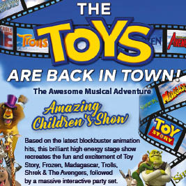 Toys are Back in Town banner image