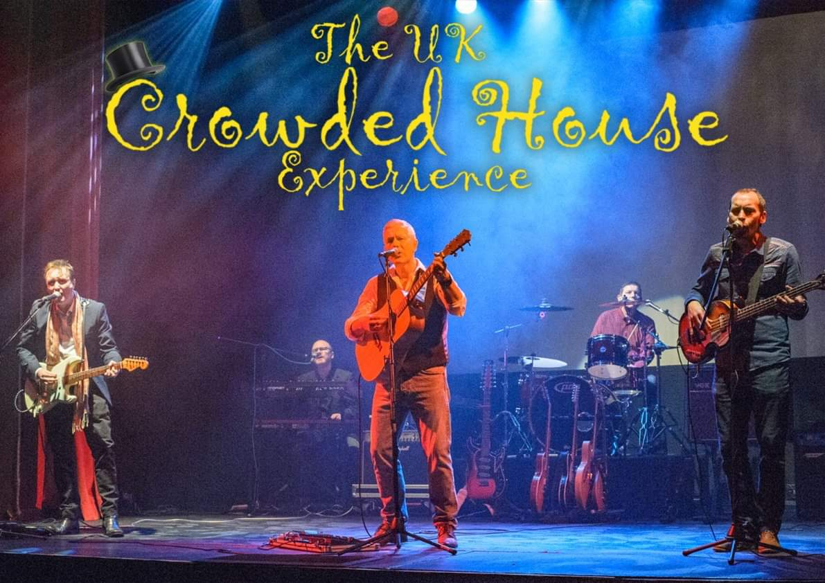 'Don't Dream It's Over' - The UK Crowded House Experience banner image
