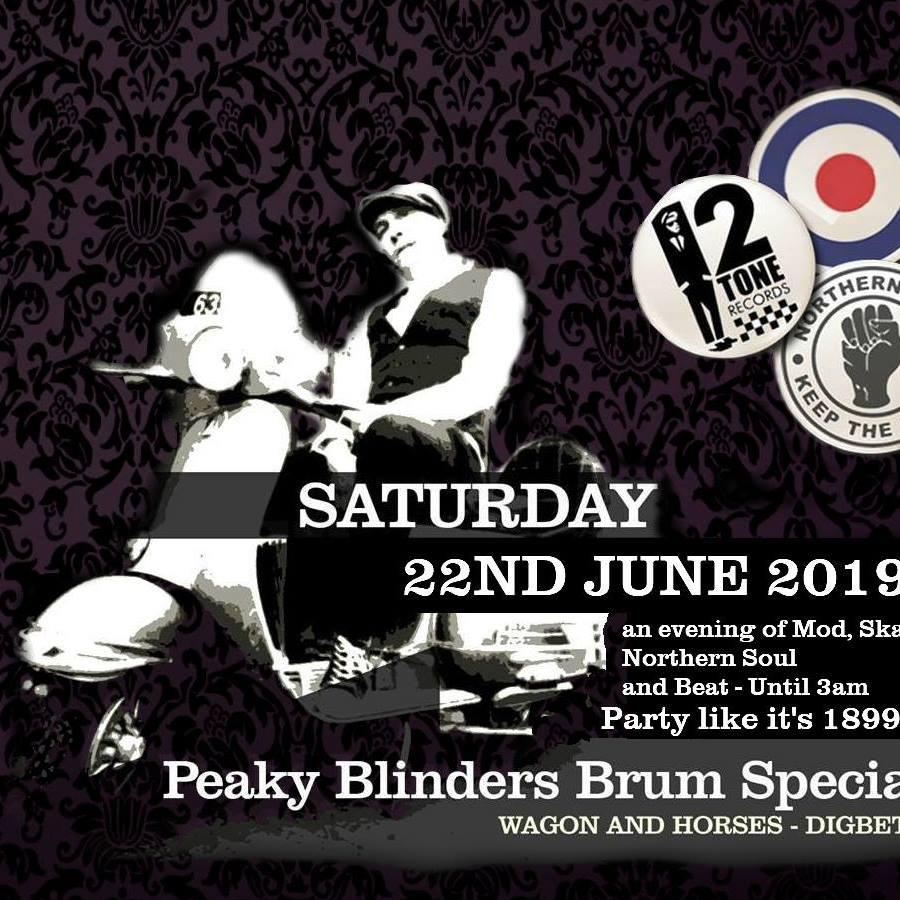 Peaky Blinders Brum Special 4 banner image