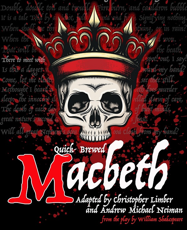 Quick-Brewed Macbeth banner image