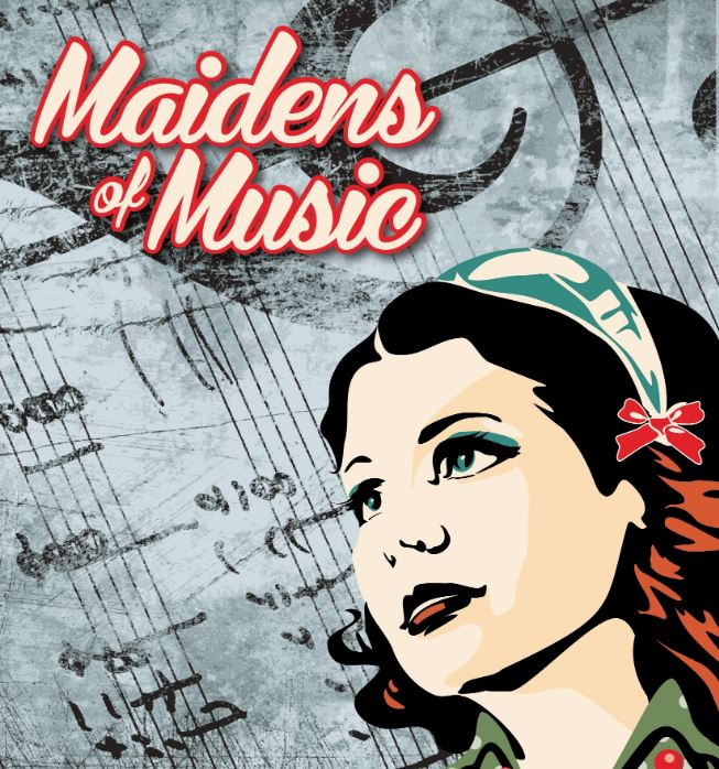 Maidens of Music banner image