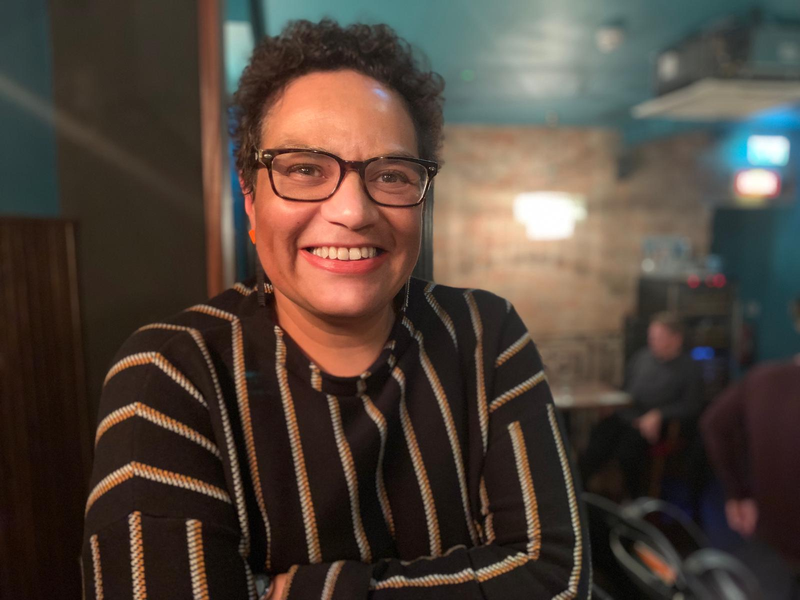 Islay Book Festival 2019: Jackie Kay: The Making of a Makar banner image
