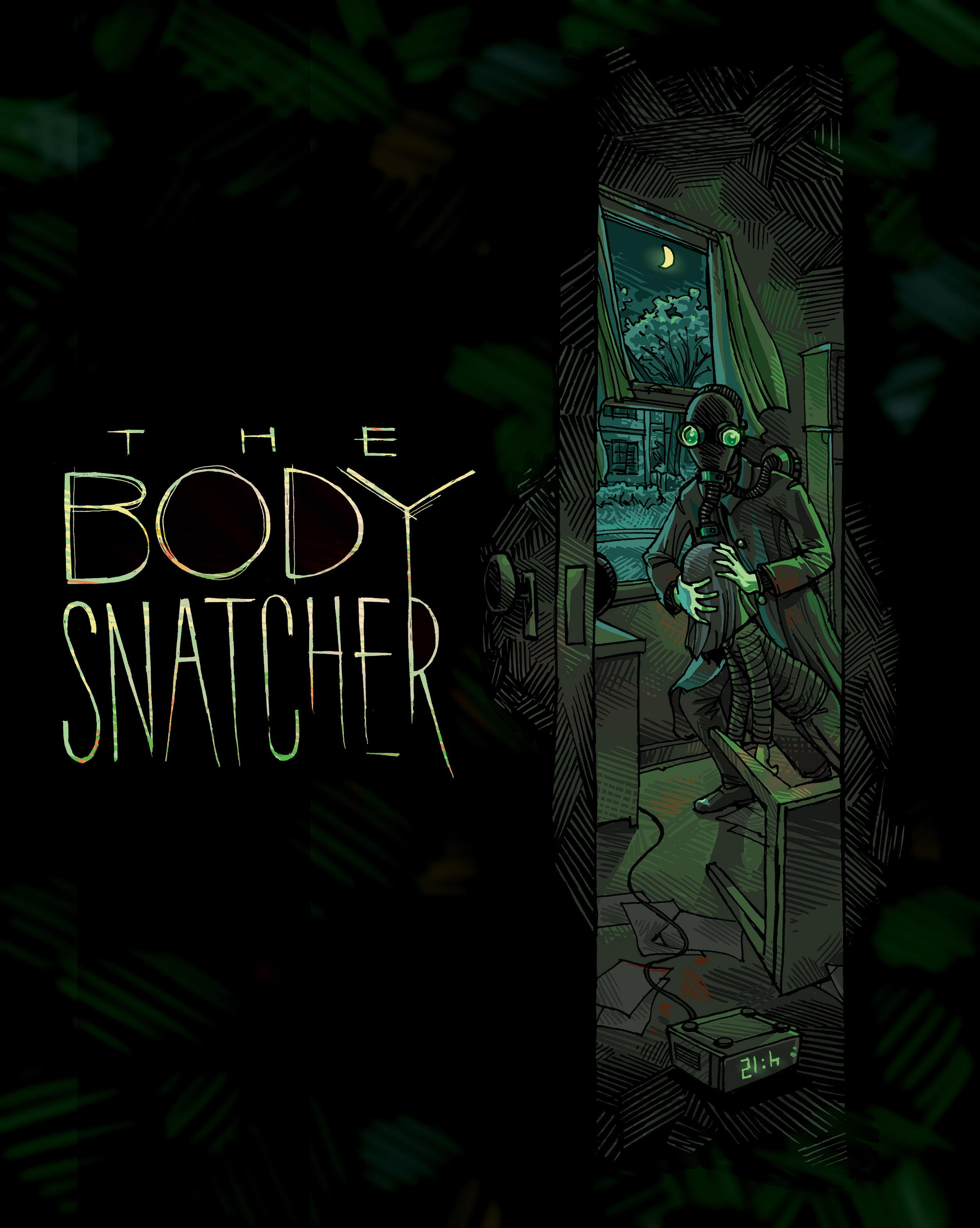 THE BODY SNATCHER banner image