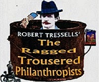 THE RAGGED TROUSERED PHILANTHROPISTS banner image