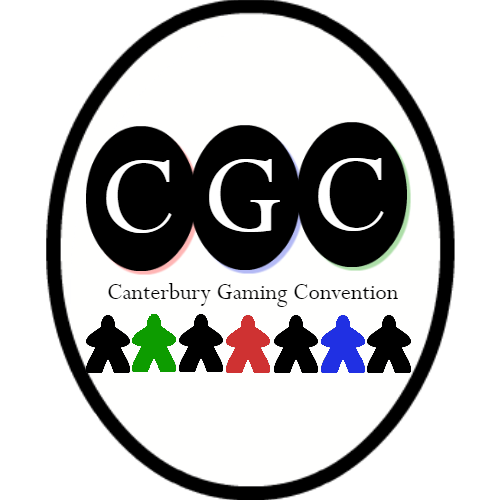 Canterbury Gaming Convention 2019 banner image