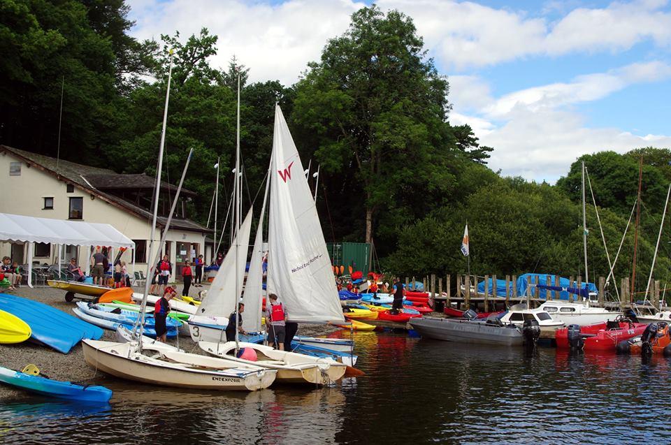 Sailing banner image