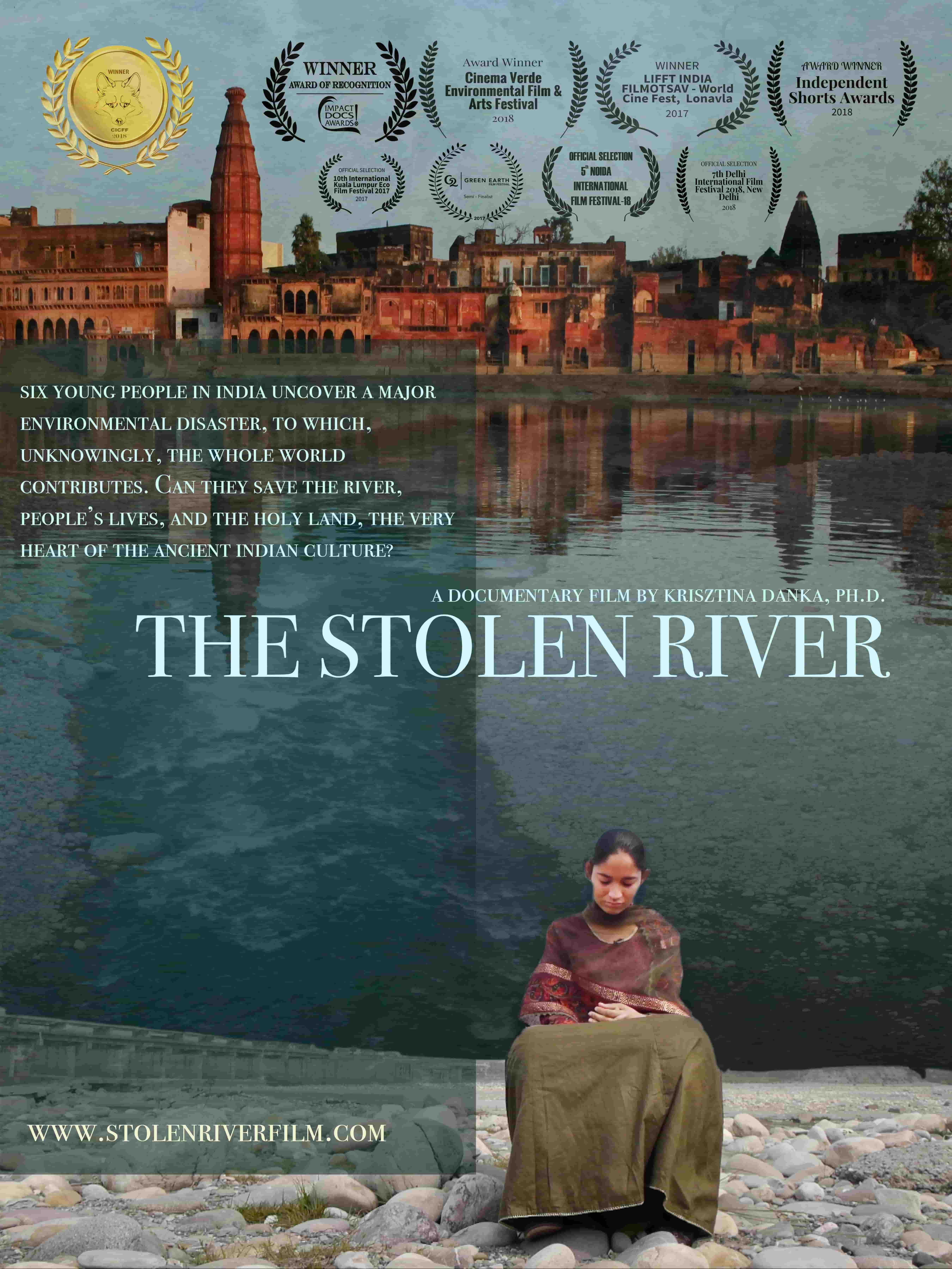 The Stolen River: Film Screening banner image