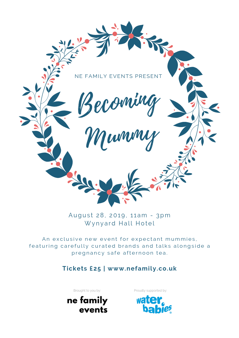 Becoming Mummy banner image