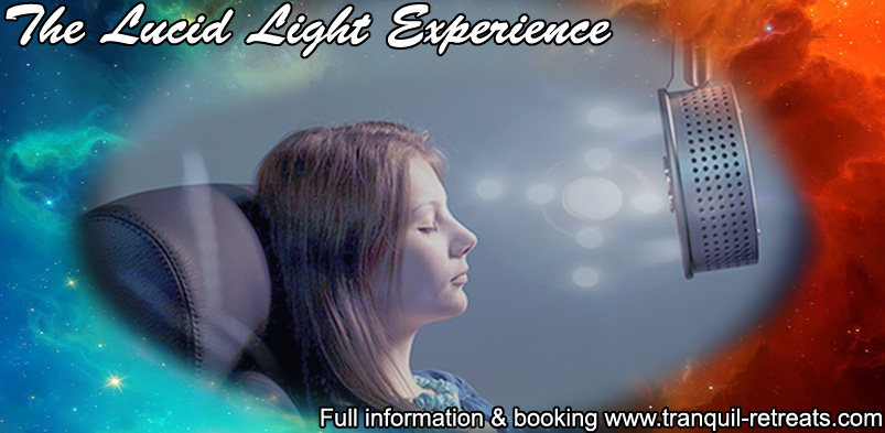 Lucia No3 - the Lucid Light Experience banner image