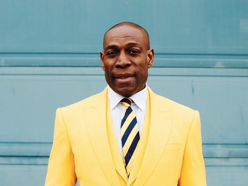 An Evening with FRANK BRUNO banner image