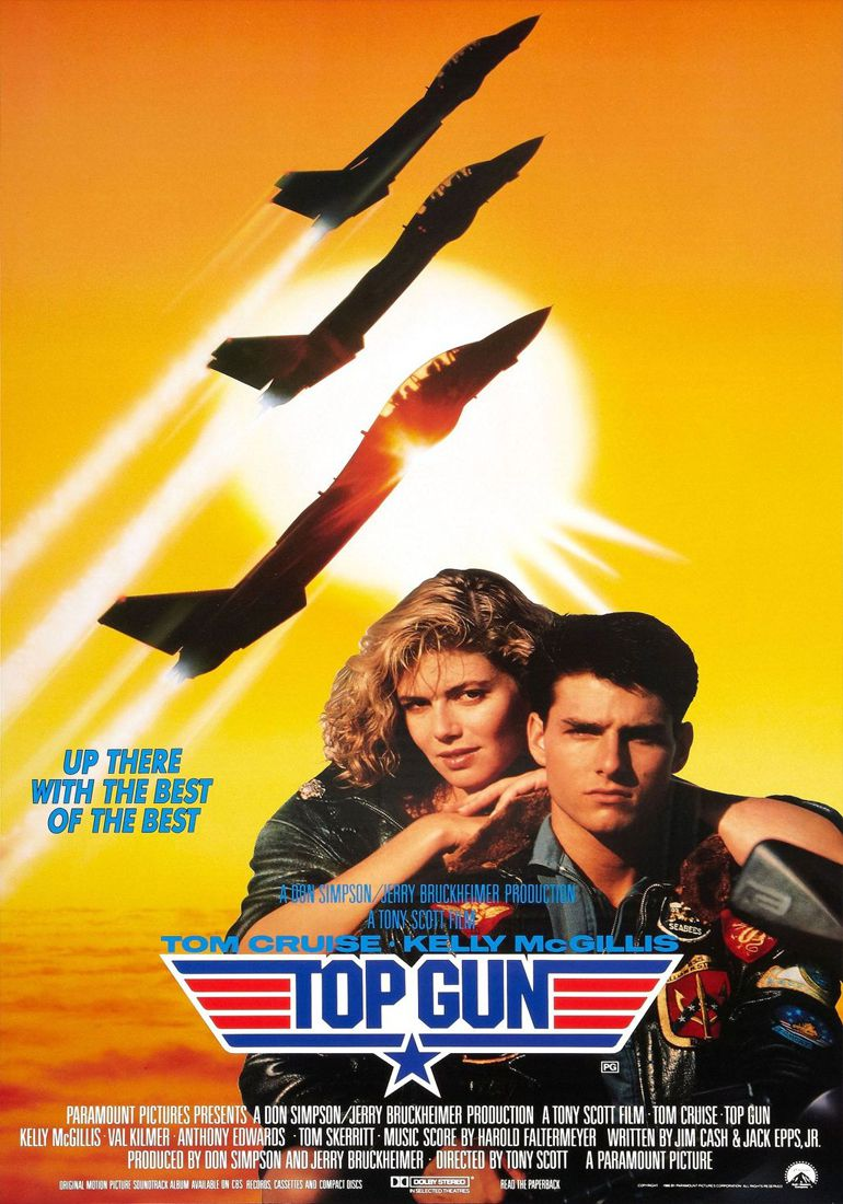 Top Gun- 'Drive-In'Movie Screening banner image