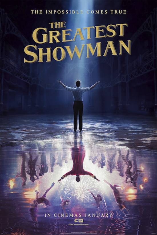 The Greatest Showman -Open Air Film Screening banner image