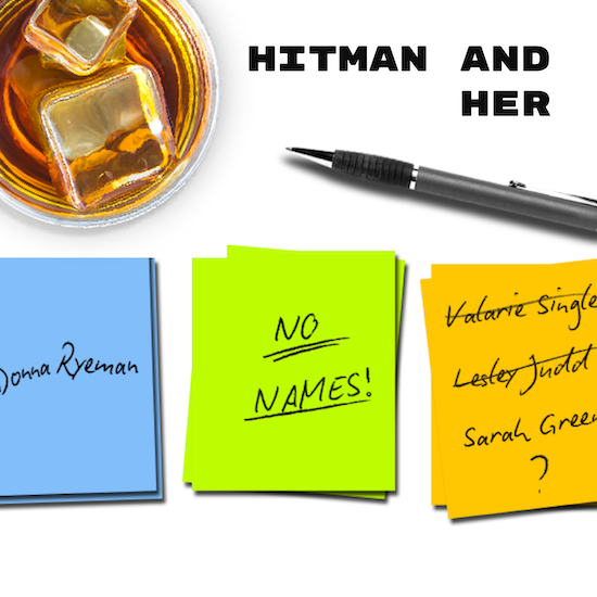Hitman and Her banner image