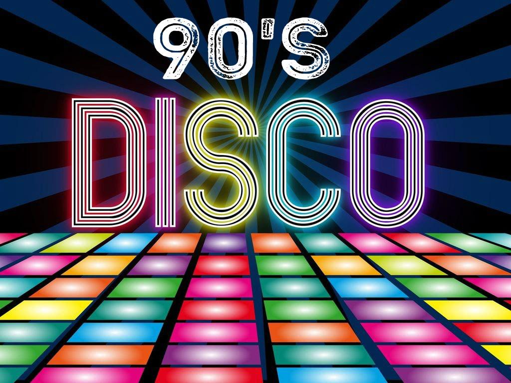 90's Disco banner image