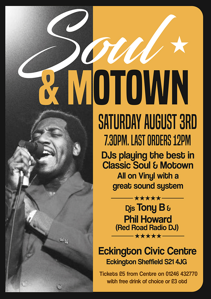 Soul and Motown banner image