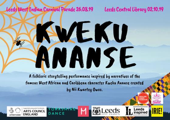 Kweku Ananse banner image