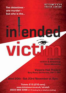 Intended Victim banner image