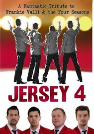 The Jersey 4 A Tribute To Frankie Valli & The Four Seasons banner image