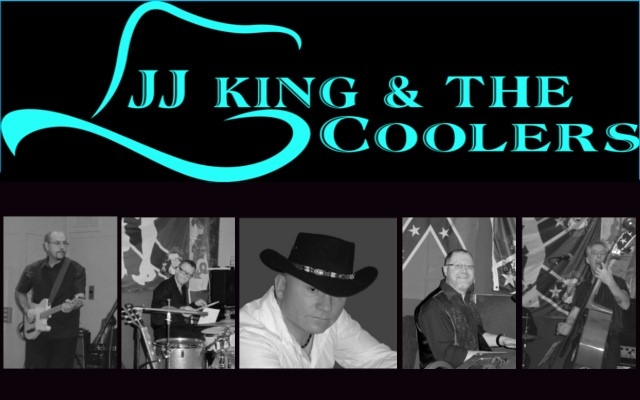 JJ King & The Coolers banner image