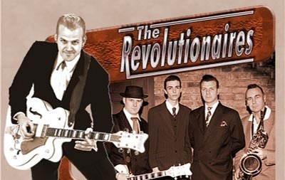The Revolutionaires banner image