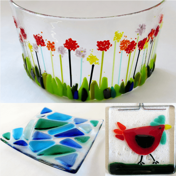 Introduction to Glass Fusing with Roxanne Denny
