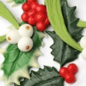 Lake District Woodland Christmas Cake with Hanne Crank
