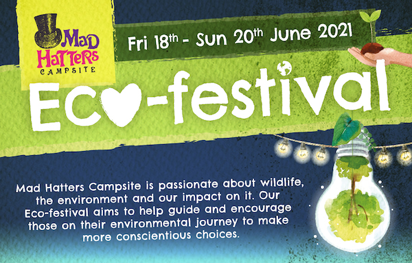 Mad Hatters Eco-Festival at Mad Hatters Campsite event tickets from TicketSource