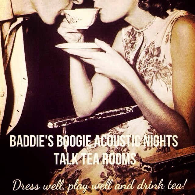 Baddies Boogie Acoustic Night at Talk event tickets from